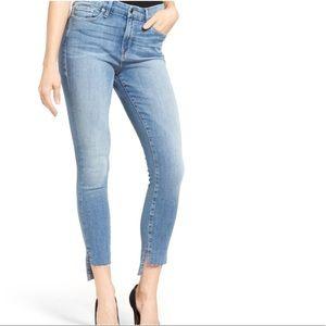 Good American Good Legs skinny jeans distressed 31